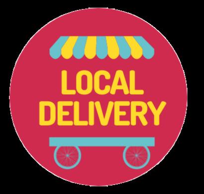 Local Delivery Trasparente 1